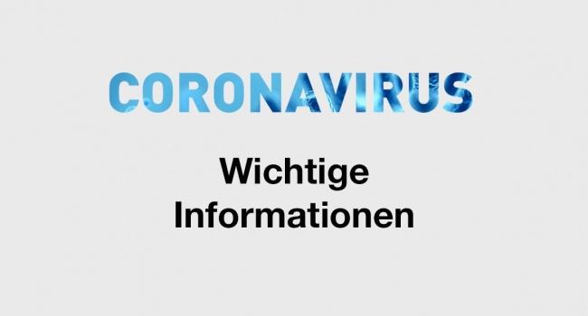 COVID: Info Update