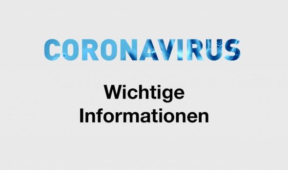 Coronavirus-Notbetrieb